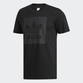 BB Solid Tee Black / Carbon DH3865