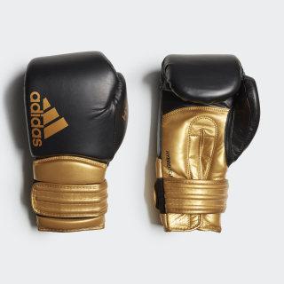 Hybrid 300 Boxing Gloves Black / Bold Gold CI9187