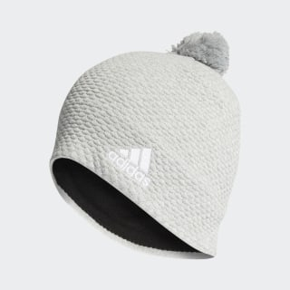 Gorro Graphic Medium Grey Heather / White DY4911