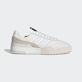 Высокие кроссовки Alexander Wang B-Ball Soccer core white / core white / clear brown EE8498