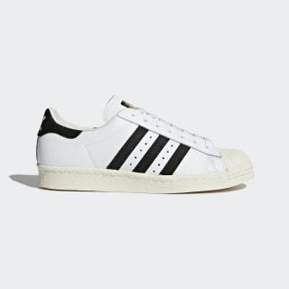 Tenis Superstar 80s WHITE/BLACK 1/CHALK 2 G61070
