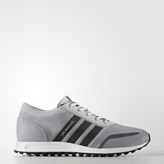 Tenis Los Angeles MID GREY S14/CORE BLACK/FTWR WHITE BY9605
