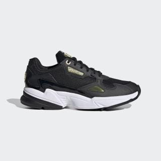 Falcon Shoes Core Black / Gold Metallic / Cloud White EF4988