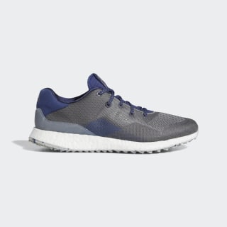 Crossknit DPR Golf Shoes Metal Grey / Grey Three / Tech Indigo EE9132