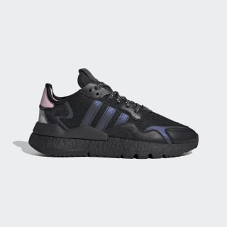 Nite Jogger Schuh Core Black / True Pink / Cloud White EG7943