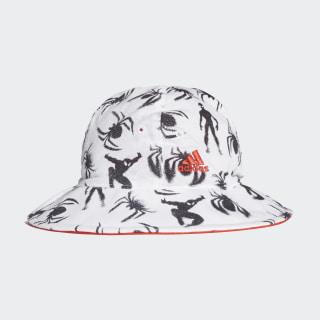 Marvel Spider-Man Bucket Hat White / Active Red / Active Red DW4783