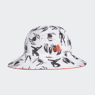 Marvel Spider-Man Bucket Hat White / Active Red / Active Red DW4783