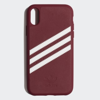 Molded Case iPhone 6.1-Inch Collegiate Burgundy / White CL4864