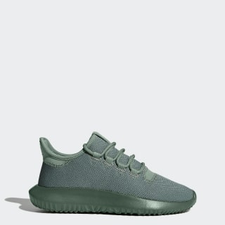 Tenis TUBULAR SHADOW J TRACE GREEN S17/TRACE GREEN S17/TACTILE YELLOW F17 BZ0336