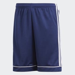 Shorts Squadra 17 Dark Blue / White BK4771