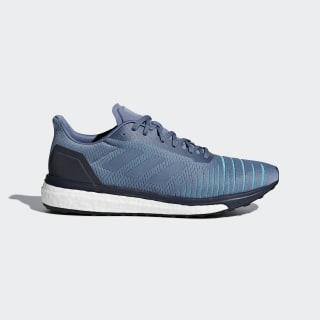 Solar Drive Shoes Raw Steel / Raw Steel / Hi-Res Aqua AC8133