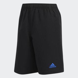 Pantaloneta Bermuda BLACK/HI-RES BLUE S18 CW2065