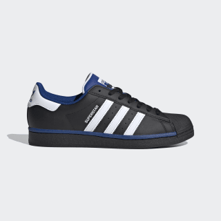 Superstar Schoenen Core Black / Cloud White / Collegiate Royal FV4190