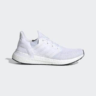 Ultraboost 20 Shoes Cloud White / Cloud White / Core Black EF1042