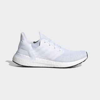 Ultraboost 20 Shoes Cloud White / Cloud White / Core Black EF1042