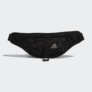 Run Waist Bag Black / Silver Met. DY5723