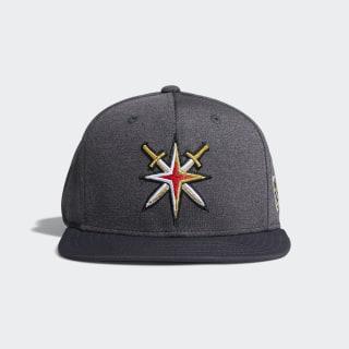 Golden Knights Snapback Heathered Grey Hat Grey CY0466