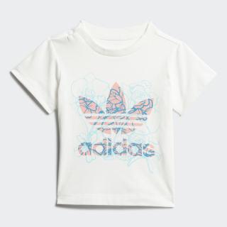 T-Shirt White / Multicolor FM6697