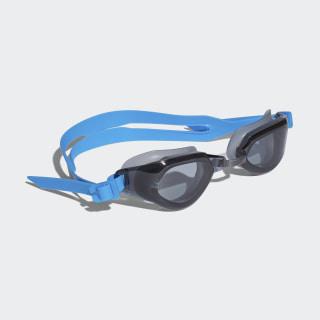 adidas persistar fit unmirrored yüzücü gözlüğü Smoke Lenses / Bright Blue / Bright Blue BR1072