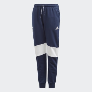 Real Madrid Sweat Tracksuit Bottoms Night Indigo / White DX8694
