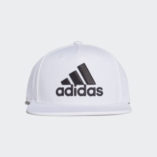 Кепка Snapback Logo White / White / Black FP8072