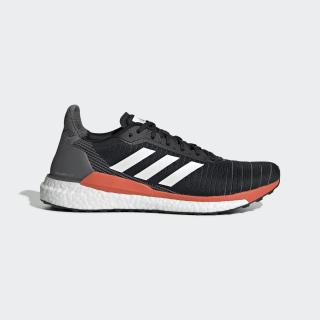 SolarGlide 19 Shoes Core Black / Cloud White / Solar Orange G28062