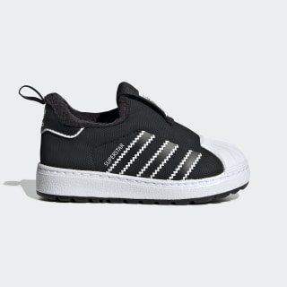 Superstar 360 Winter Shoes Core Black / Core Black / Cloud White EG3366