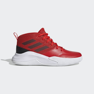 OwnTheGame Wide Shoes Active Red / Core Black / Cloud White EF0306