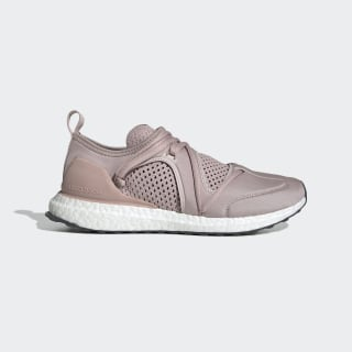 Sapatos Ultraboost T Dusty Rose-Smc / Ultra Pop / Legend Red EF2132