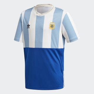 Футболка Argentina Mash-Up shade blue / echo white CD8039