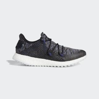 Sapatos Golfe Crossknit DPR Core Black / Sky Tint / Grey Four EF0464