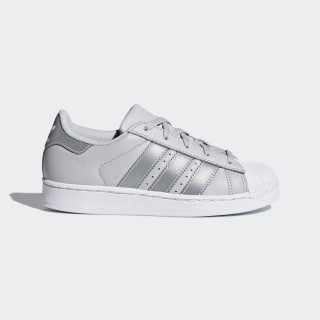 Tenis SUPERSTAR C LGH SOLID GREY/SILVER MET./FTWR WHITE CQ2722
