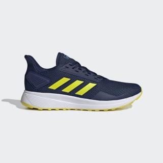 Duramo 9 Shoes Dark Blue / Shock Yellow / Dark Blue F34500