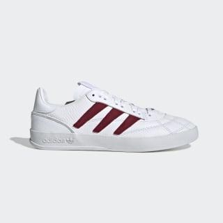 Sobakov P94 Shoes Cloud White / Collegiate Burgundy / Crystal White EE5637
