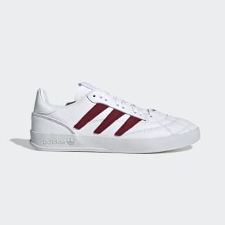 Sobakov P94 Shoes Cloud White / Collegiate Burgundy / Crystal White EE5637