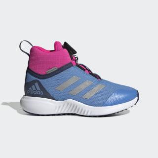 FortaTrail X Boa Shoes Lucky Blue / Reflective Silver / Shock Pink EG1514