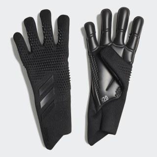 Вратарские перчатки Predator 20 Pro black / night met. FN1485