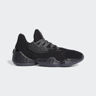 Harden Vol. 4 Shoes Core Black / Core Black / Solid Grey FV5572