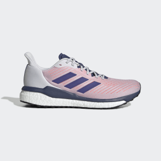 Zapatilla SolarDrive 19 Dash Grey / Boost Blue Violet Met. / Tech Indigo EE4277