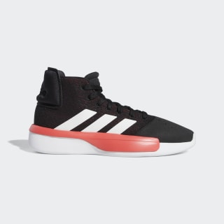 Pro Adversary 2019 Shoes Core Black / Cloud White / Shock Red BB9192