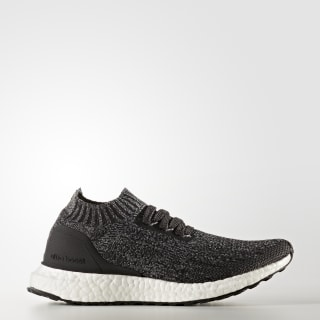 Youth UltraBOOST Uncaged Shoes Core Black/Dgh Solid Grey/Grey Three BY2078