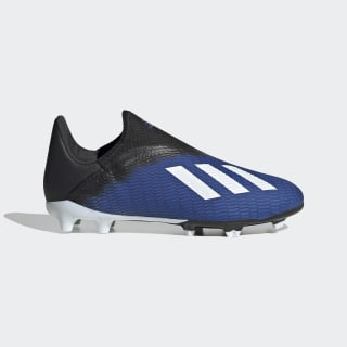 X 19.3 Firm Ground Voetbalschoenen Team Royal Blue / Cloud White / Core Black EG9840