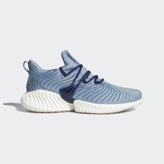 Zapatillas Alphabounce Instinct RAW GREY S18/DARK BLUE/ASH PEARL S18 B27817