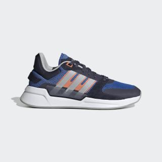 Scarpe Run 90s Blue / Grey Two / Semi Coral EF0589