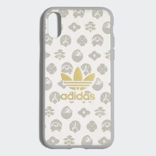 Cover Shibori Molded iPhone XS Core White / Clear Onix CM1533