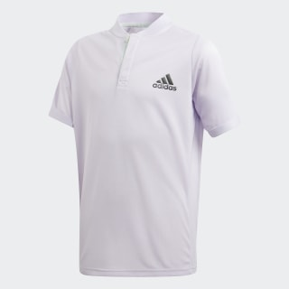 FreeLift AEROREADY Polo Shirt Purple Tint / Legend Earth FK7142