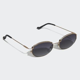 AOM015 Sunglasses Gold Metallic CM1304