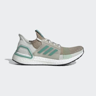 Chaussure Ultraboost 19 Trace Khaki / True Green / Raw Sand F35239