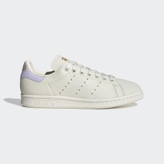 Stan Smith Schuh Off White / Purple Tint / Gold Metallic EF6840