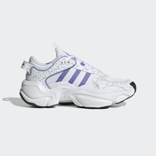 Magmur Runner Shoes Cloud White / Chalk Purple / Core Black EF9003